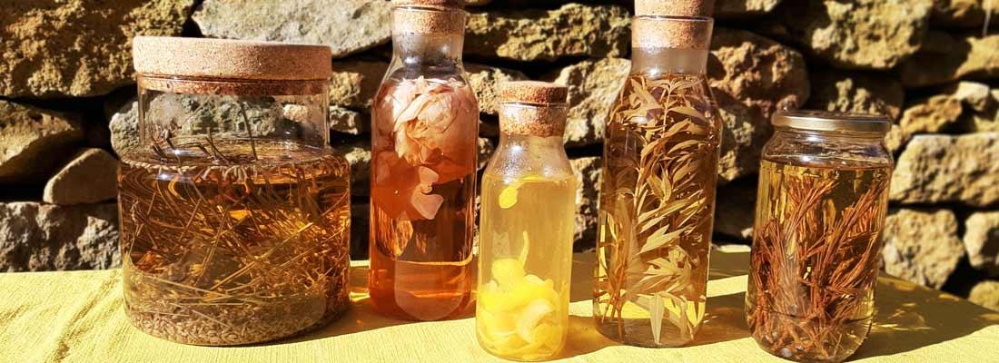Vinaigre parfumé désinfectant